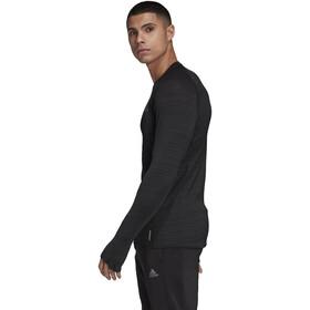 adidas Adi Runner Koszulka z długim rękawem Mężczyźni, black